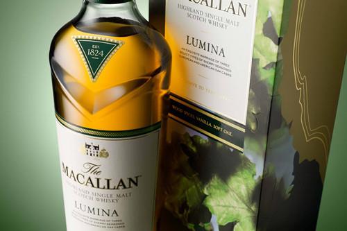 麦卡伦 Lumina绚绿 单一纯麦威士忌700ml俄罗斯版ainy首发